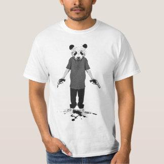 Panda de tueur tshirts