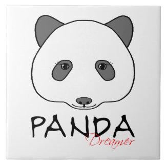 Panda Dreamer Ceramic Tiles