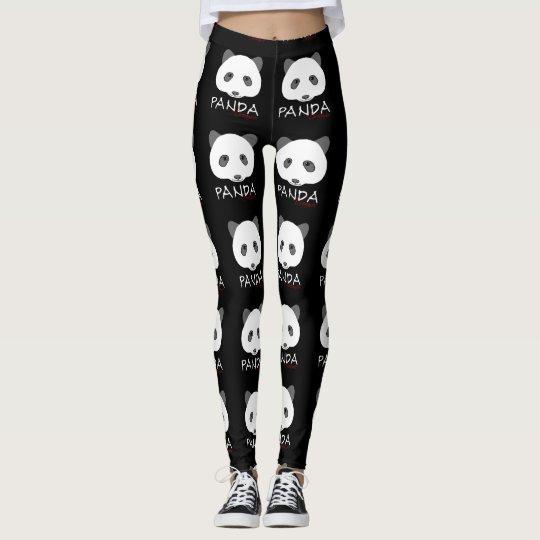 Panda Dreamer Leggings
