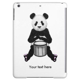 Panda Drumming Case For iPad Air