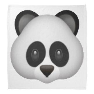 Panda - Emoji Bandana