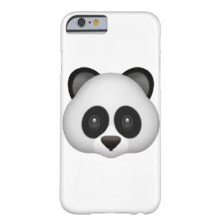 Panda - Emoji Barely There iPhone 6 Case