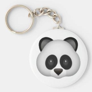 Panda - Emoji Keychain
