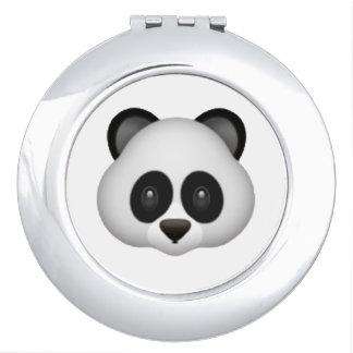 Panda - Emoji Mirrors For Makeup