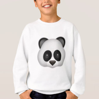 Panda Emoji Sweatshirt