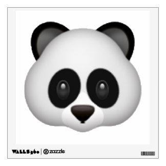 Panda - Emoji Wall Decal
