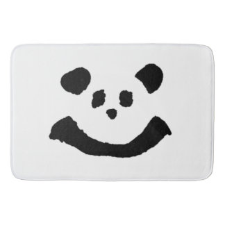 Panda Face Bath Mat