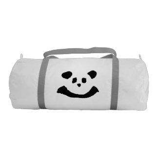 Panda Face Gym Bag