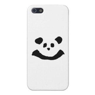 Panda Face iPhone 5 Cases