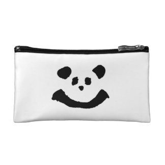 Panda Face Makeup Bag