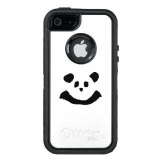 Panda Face OtterBox Defender iPhone Case