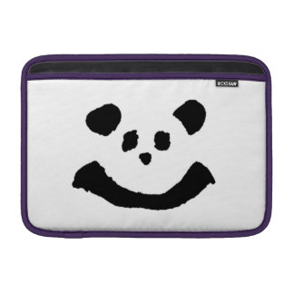 Panda Face Sleeve For MacBook Air