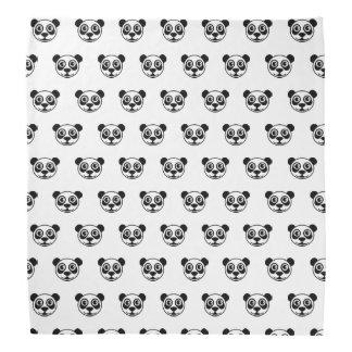 Panda Face TP Bandanas