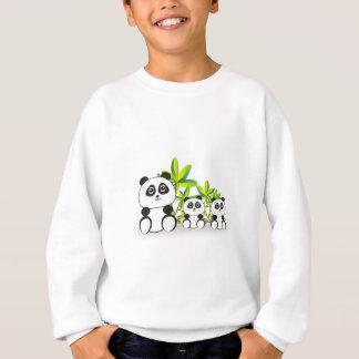 Panda Family Sweatshirt
