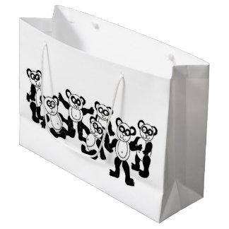 panda friends gift bag