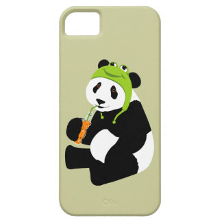 Panda Frog Hat iphone 5 iPhone 5 Case