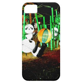 Panda Garden Light Up Night Photography iPhone 5 Cases