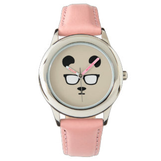 Panda geek wrist watch