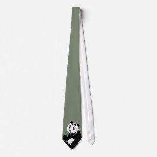 Panda Hat Tie