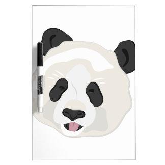 Panda Head Dry Erase Boards