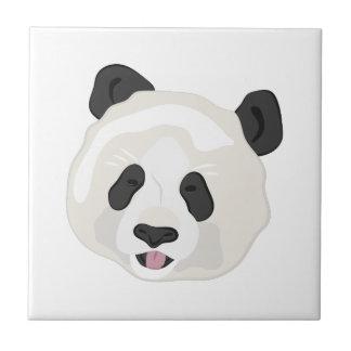 Panda Head Tiles