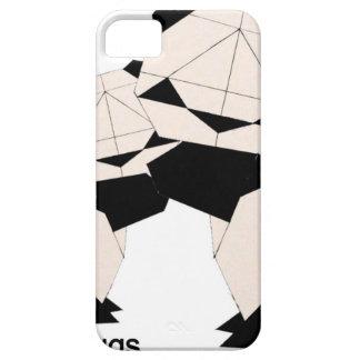 panda hugs iPhone 5 cases