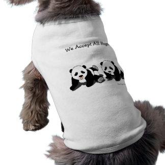 Panda Hugs Shirt