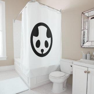 Panda in circle