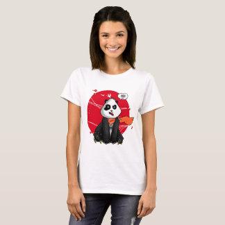 panda in style oriental T-Shirt