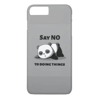 Panda iPhone 8 Plus/7 Plus Case