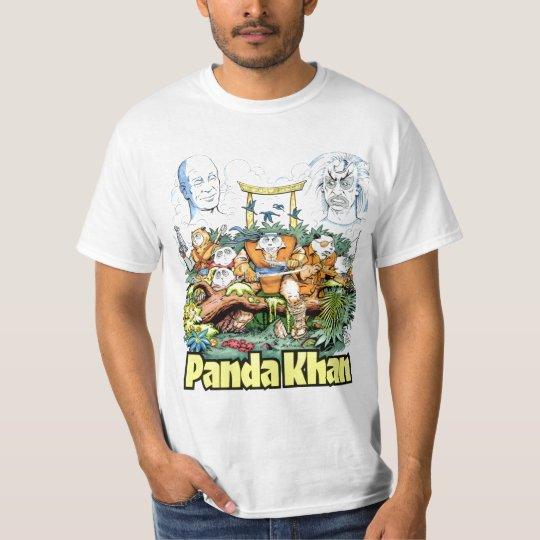 panda khan #1 back cover T-Shirt
