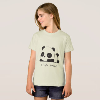Panda Kids Tshirt