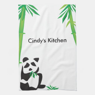 Panda Kitchen Towel