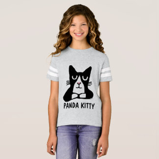 PANDA KITTY CAT T-shirts