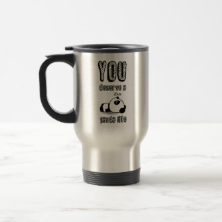 Panda life - Mug