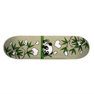 Panda Love Dream Skateboard
