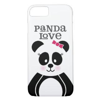 Panda Love iPhone 7 Case