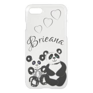 Panda Love Personalized iPhone 8/7 Case