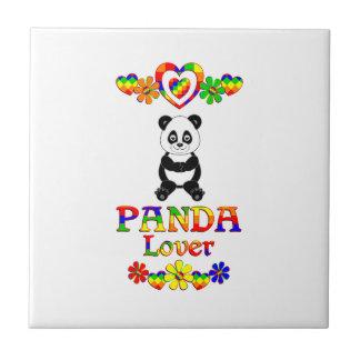 Panda Lover Ceramic Tiles