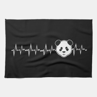 Panda Lover Kitchen Towel