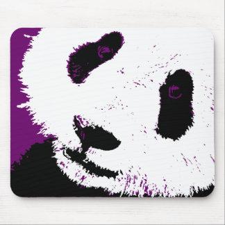 panda. mouse pad