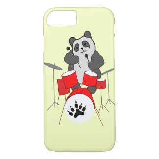 panda musician iPhone 8/7 case
