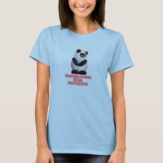 Panda of Doom! T-Shirt