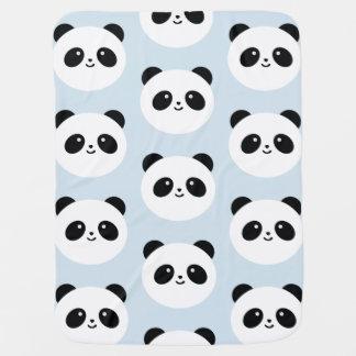 Panda One Baby Binkie Baby Blanket