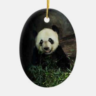 Panda Ornament ~ Endangered Species Series