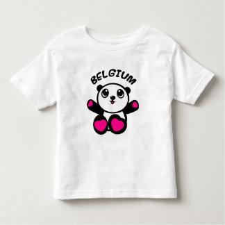 Panda Panda Belgium Toddler T-shirt