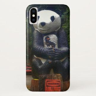 Panda.. panda.. panda.. iPhone x case