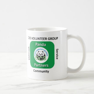 Panda Partners Logo Mugs