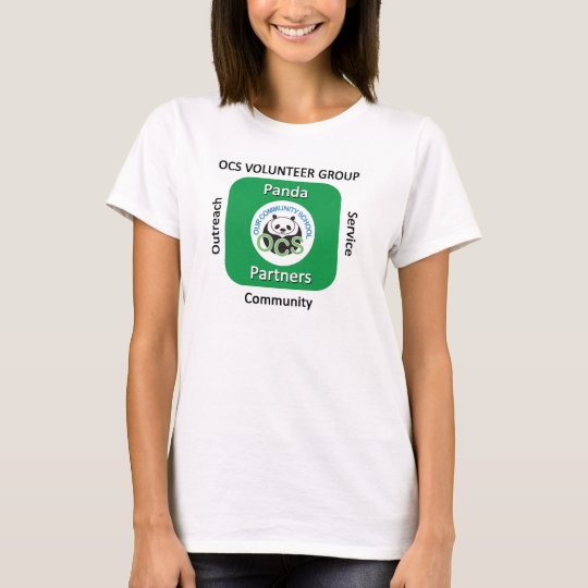 Panda Partners Logo Womens T-Shirts