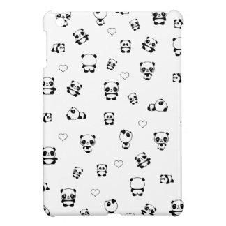 Panda pattern cover for the iPad mini